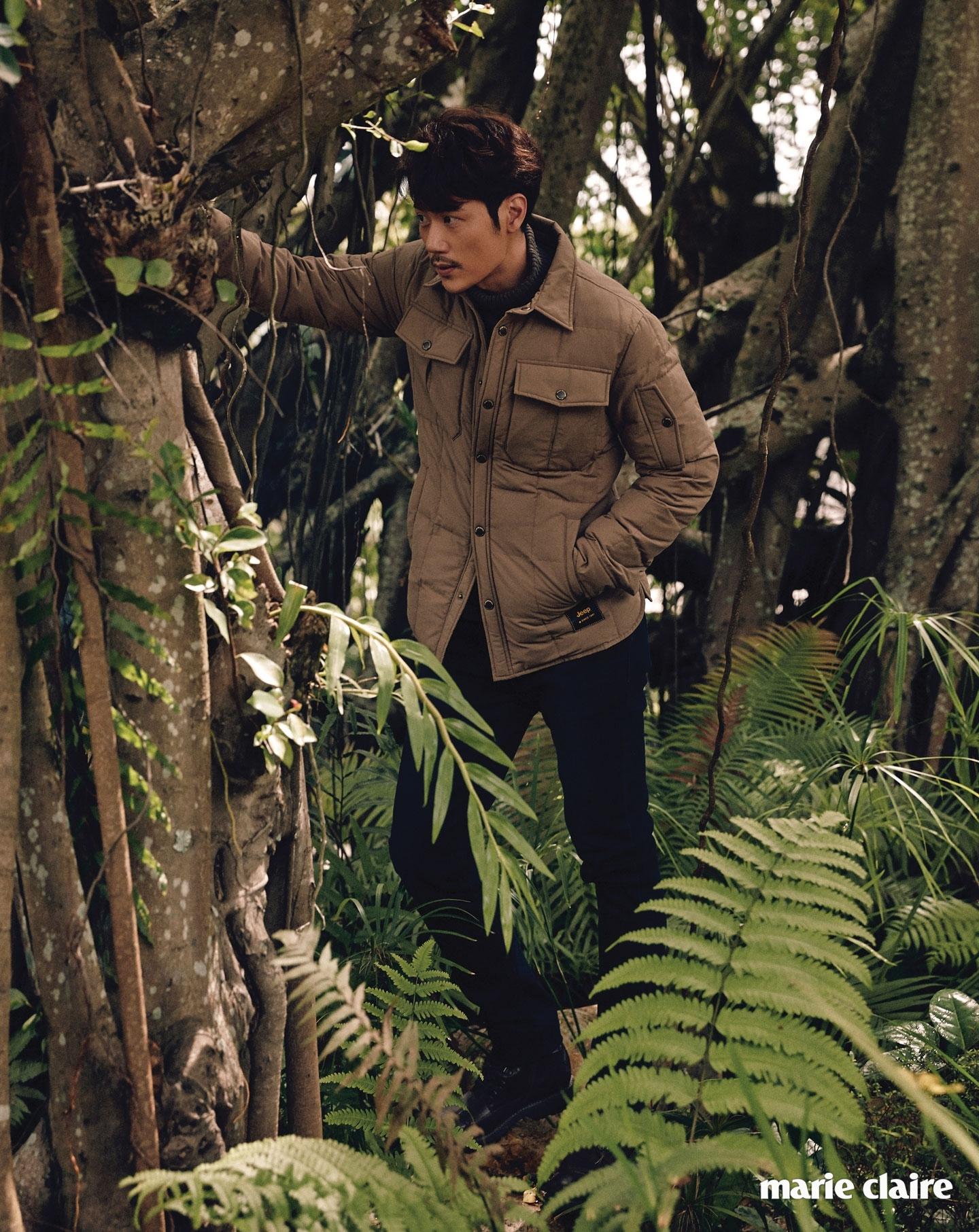 김강우 치앙마이 지프브랜드