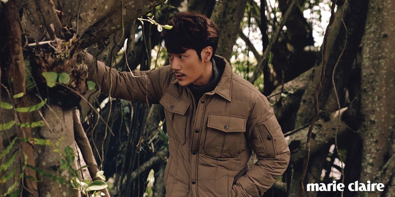 김강우, 치앙마이의 숲을 걷다.