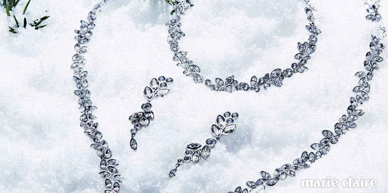 Dazzling Winter - 스와로브스키 홀리데이 컬렉션