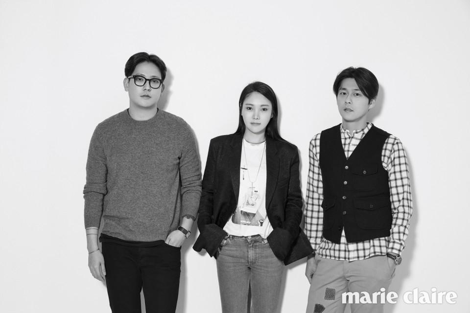 왼쪽부터) 전진오, 김지혜, 구동현