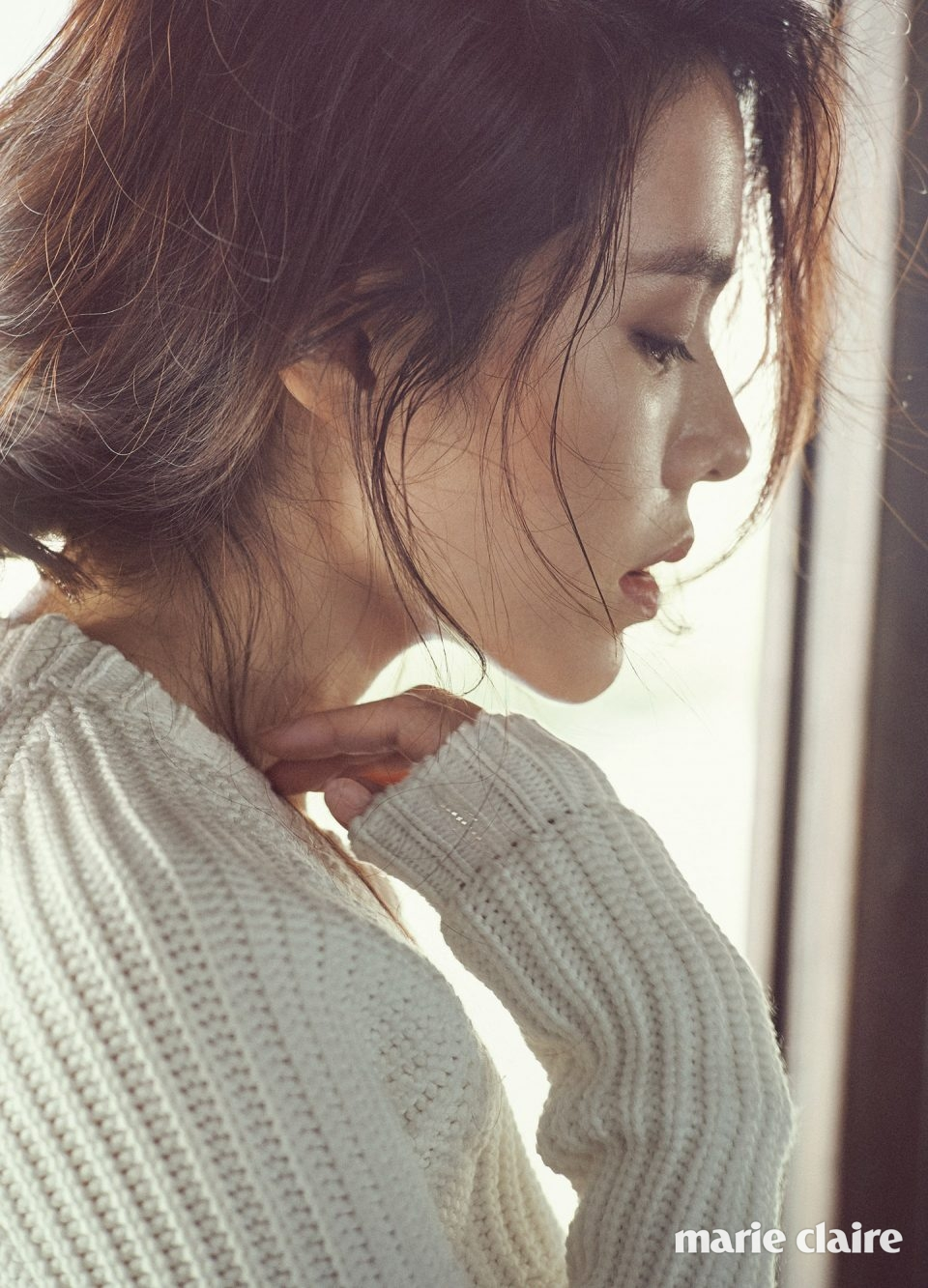 Scene of Grace, 손예진 - 마리끌레르 2016년