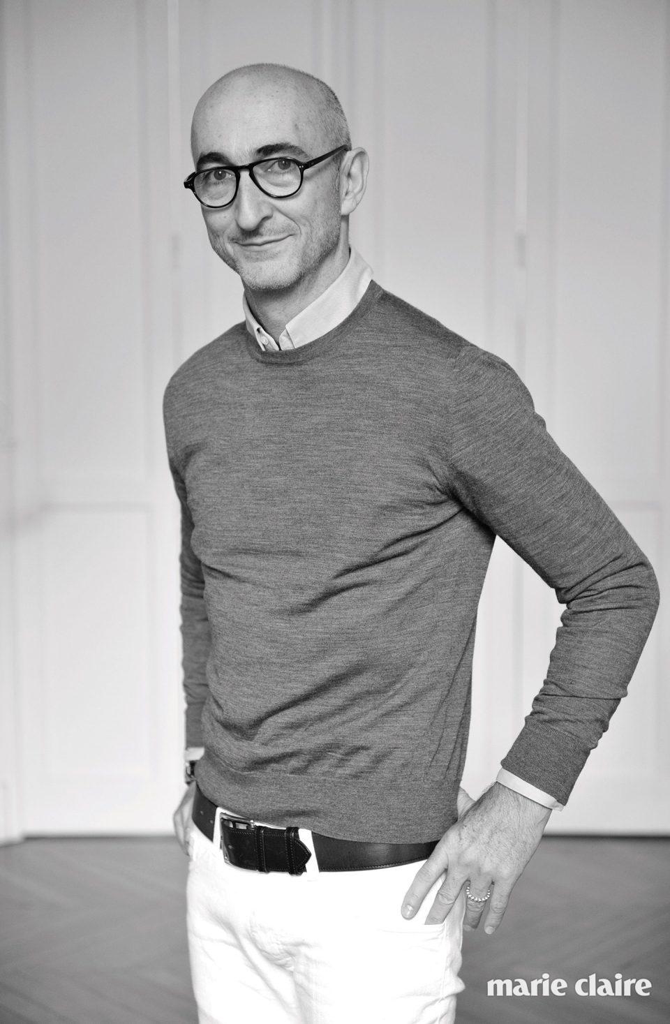 피에르 아르디의 올곧은 미학, 에르메스 슈즈, 피에르 아르디 - 마리끌레르 2016년