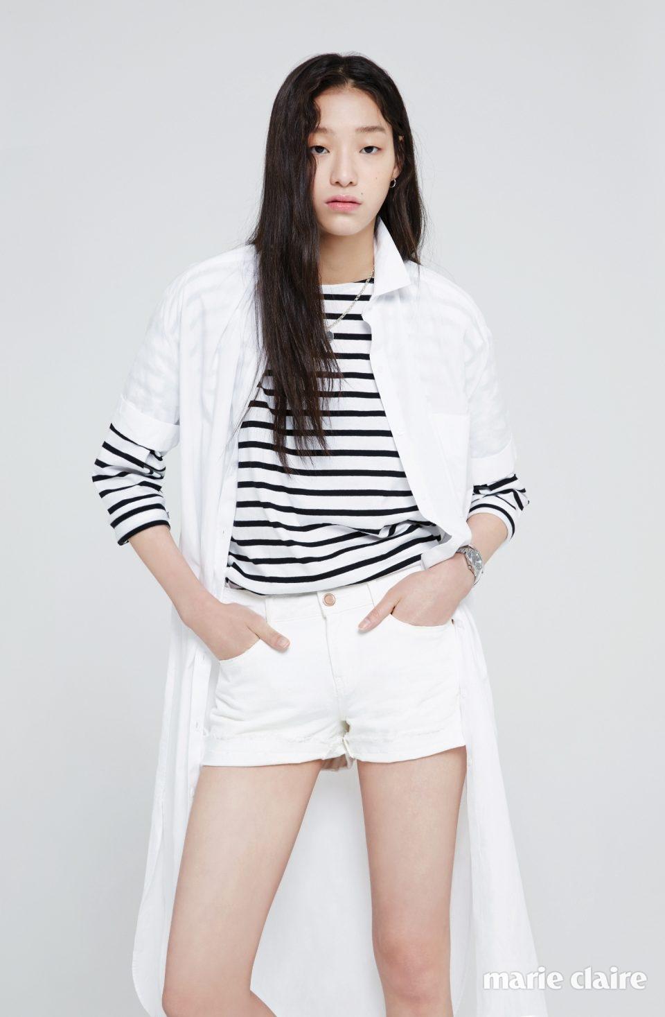 The White Shirts, 화이트 셔츠 - 마리끌레르 2016년