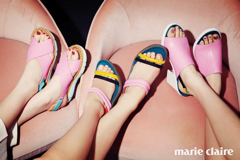 Shoes Addict, 슈즈 컬렉션 - 마리끌레르 2016년
