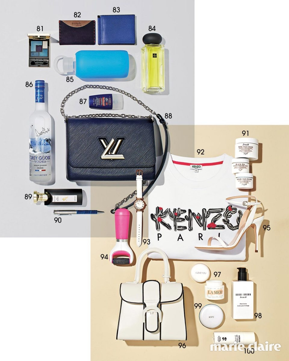 100 Fashionable Gifts, 5월 선물 아이템 - 마리끌레르 2016년