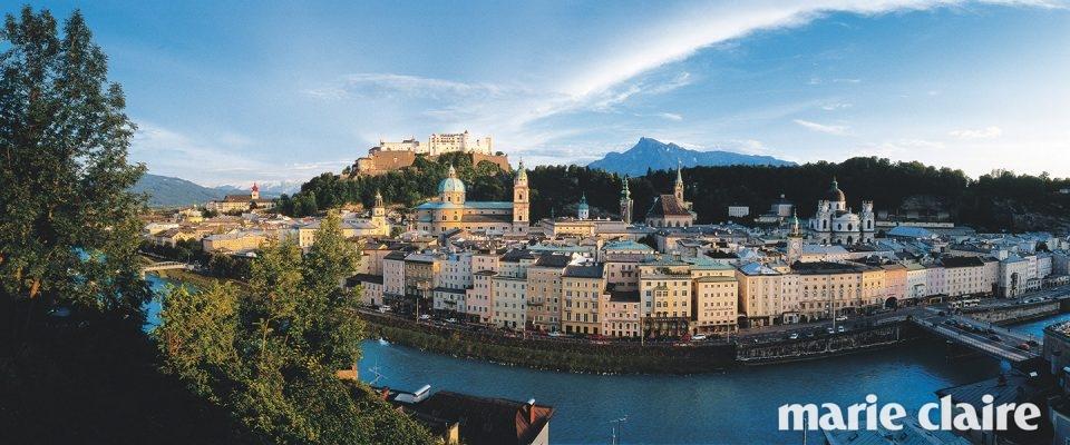 Sound of Salzburg, 잘츠부르크 - 마리끌레르 2016년