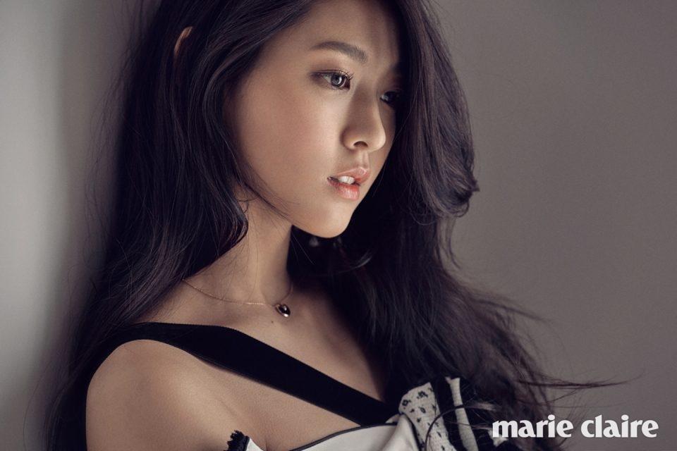 설현 - 마리끌레르 2016년 5월