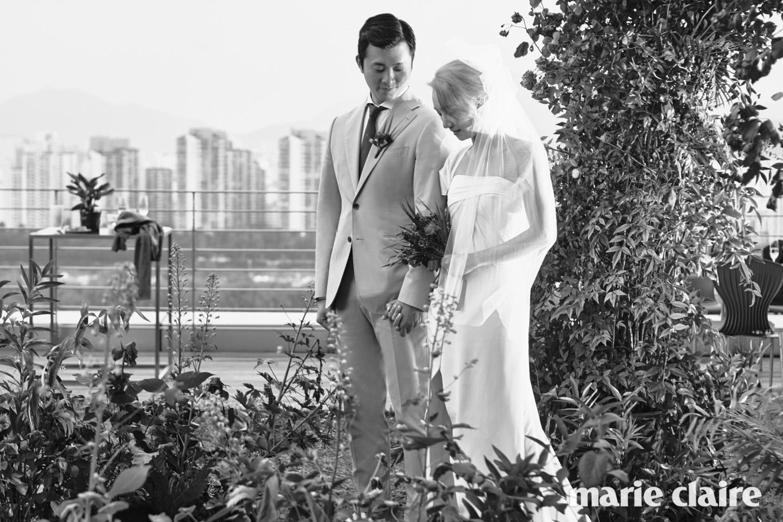 특별한 결혼식