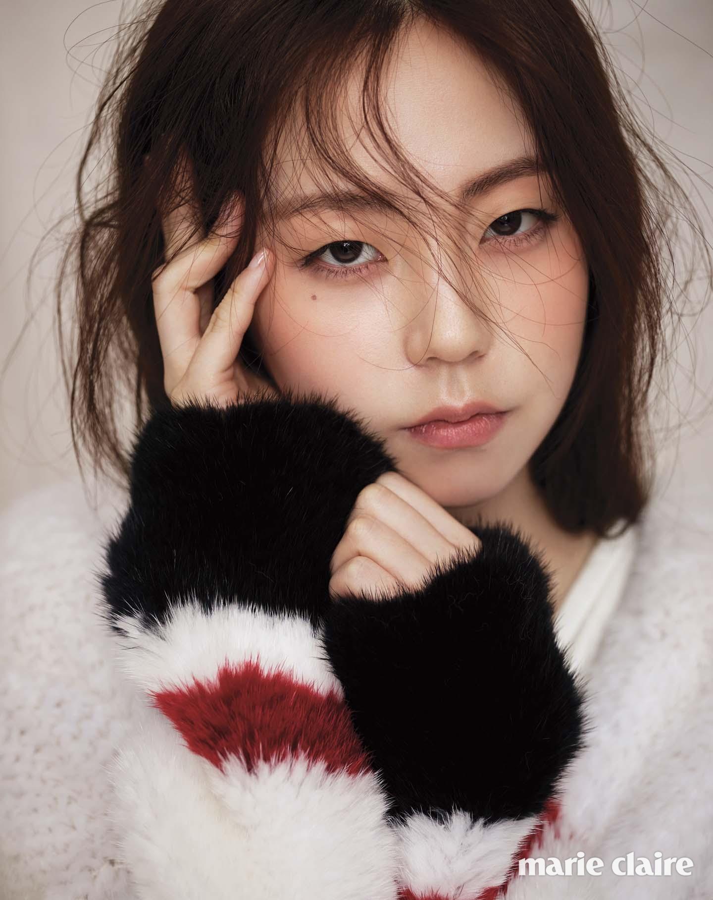 안소희 화보