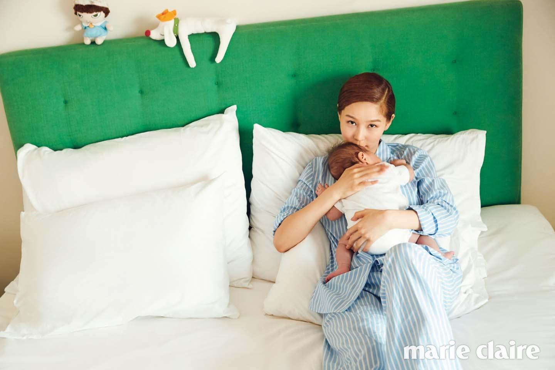 김나영 아기 엄마