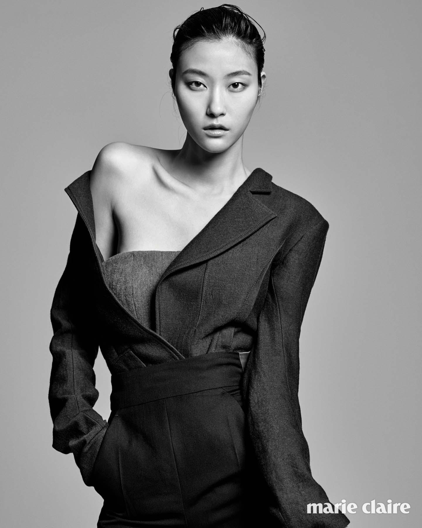 박지혜 화보