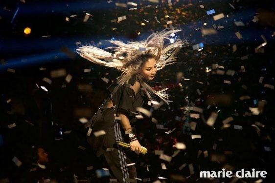 역시 CL! 그녀의 공연으로 에프터 파티는 열기속으로.