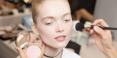 Ready-to-Wear Spring-Summer 2017, Dior show Backstage