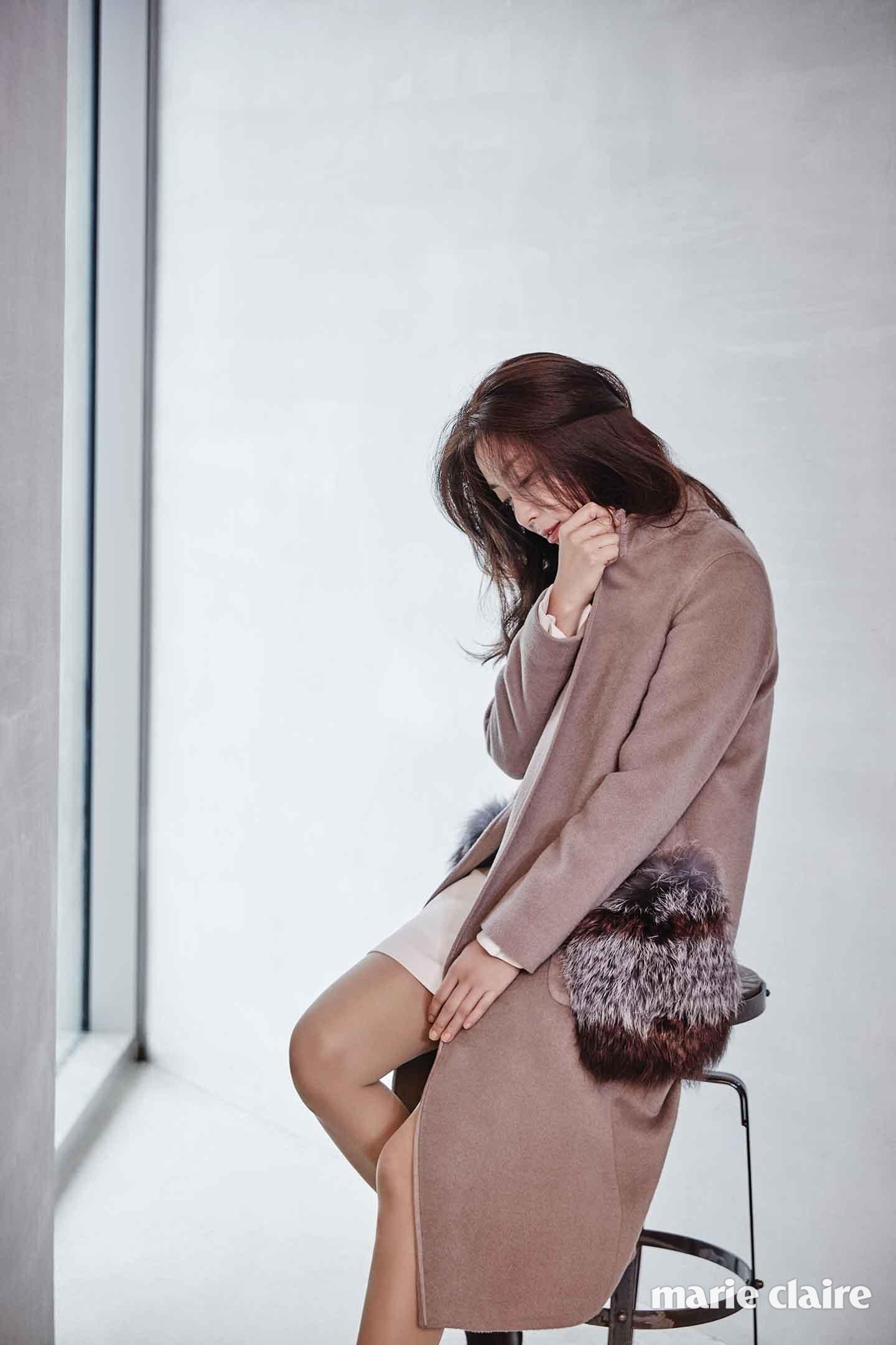 송윤아 패션 화보