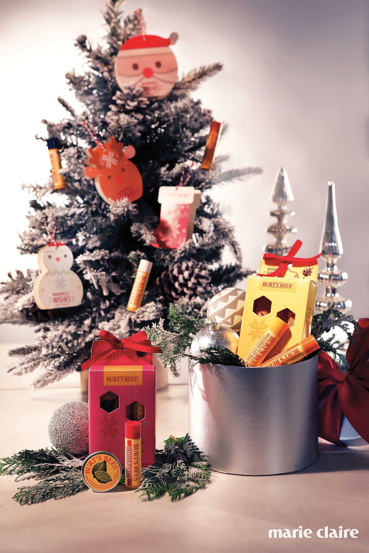 버츠비 크리스마스