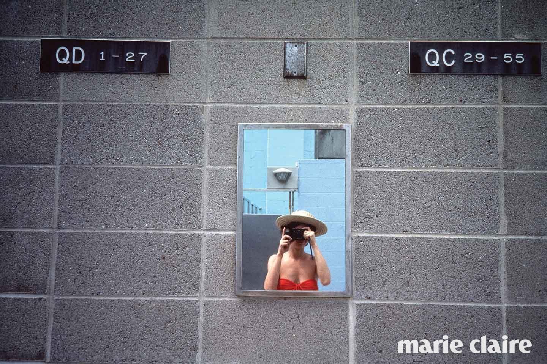 존스 비치(Jones Beach) 샤워실, 뉴욕, 1988