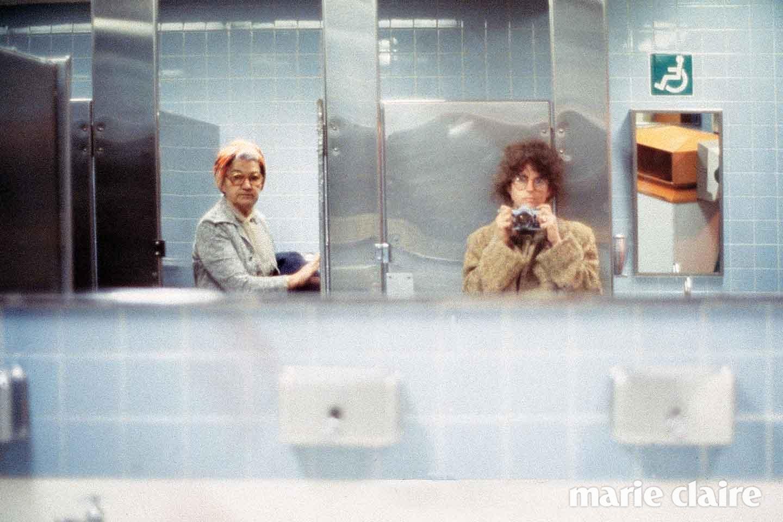 여자 화장실