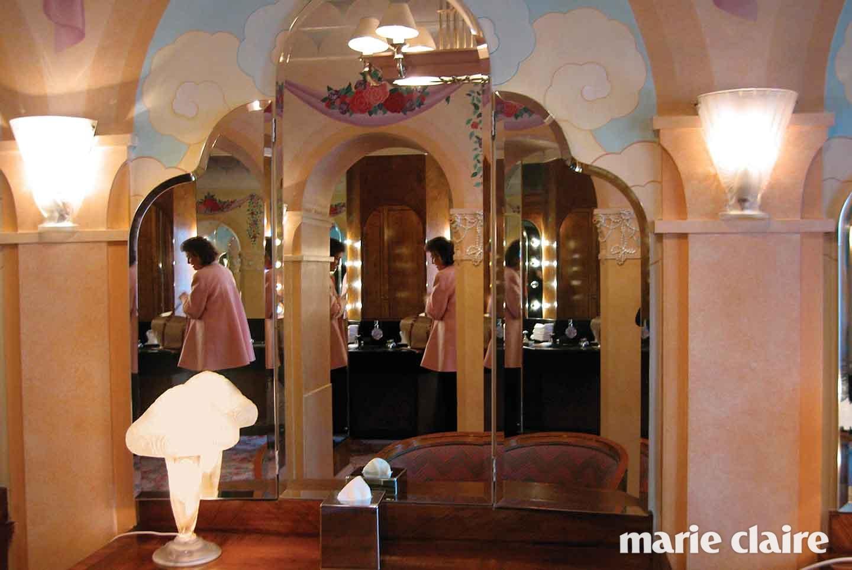클라리지 호텔(Claridge Hotel), 런던, 2008
