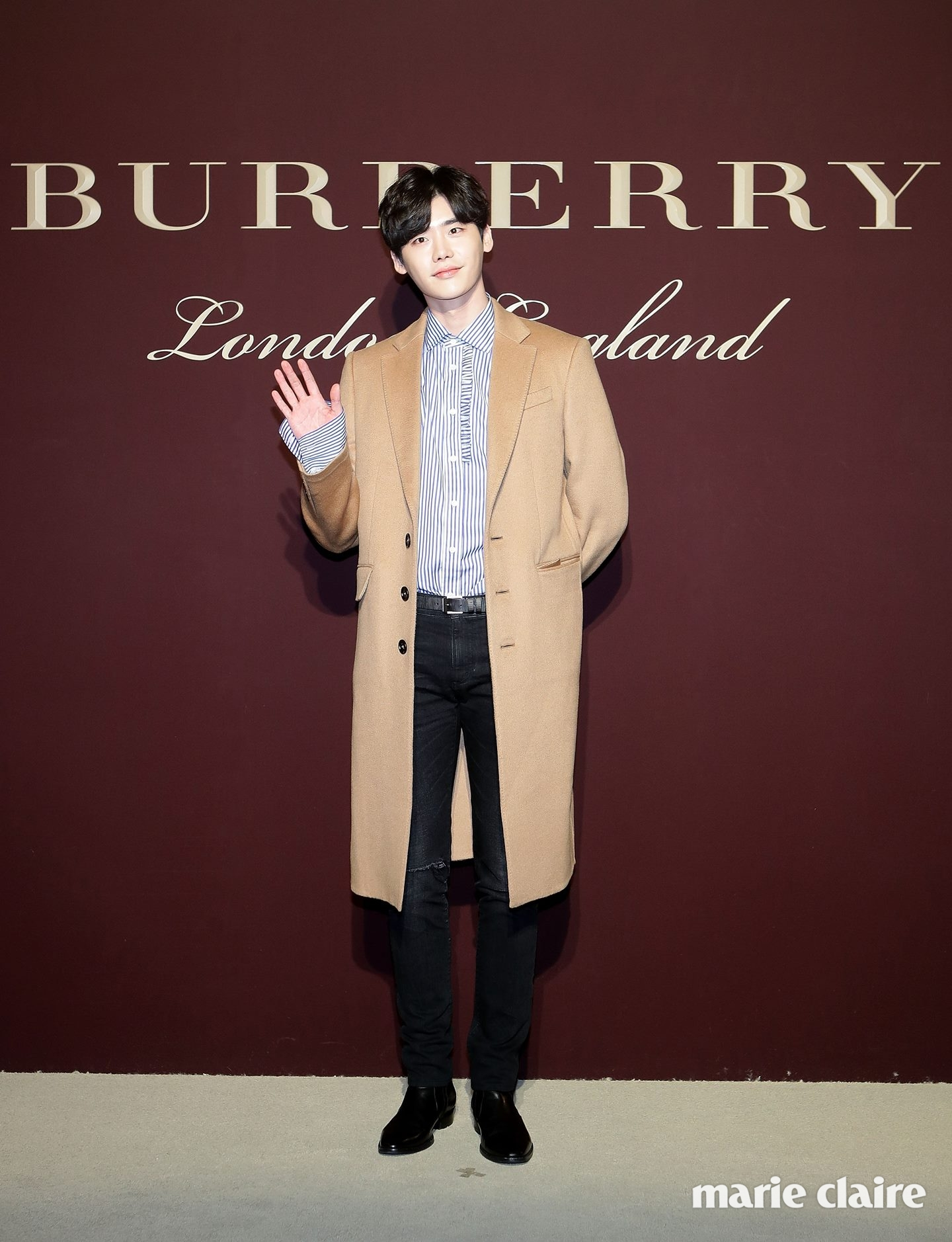 BURBERRY Celebrates 'The Tale of Thomas Burberry' In Seoul