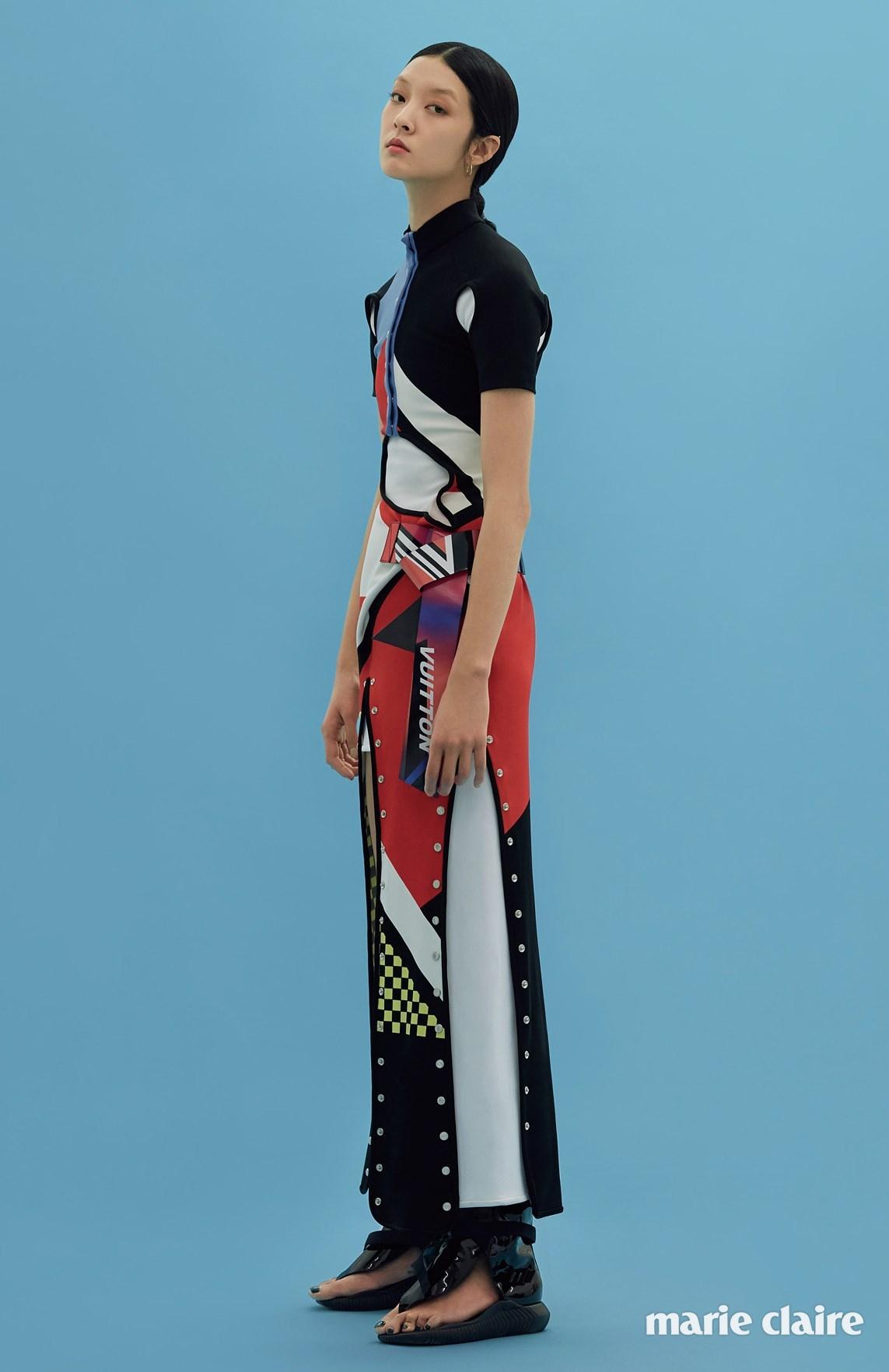 루이비통 드레스