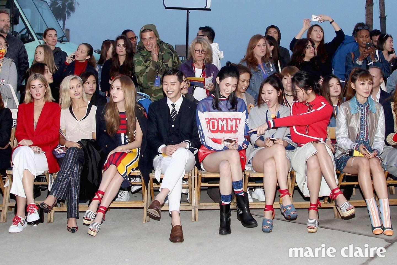 webinstance_Carmen Hamilton, Sarah Ellen, Jessica Jung, Seojun Park, Ming Xi, Jane Zhang, Anny Fan & Elva Ni