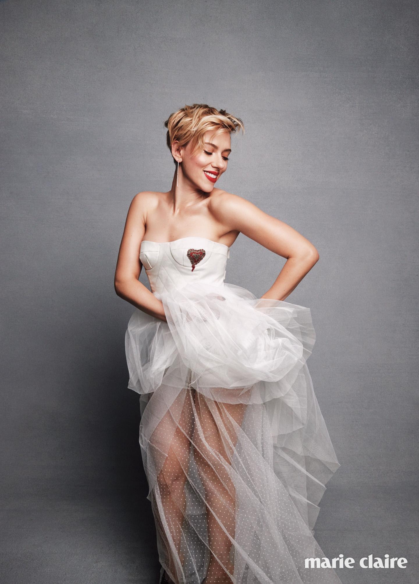 디올 드레스