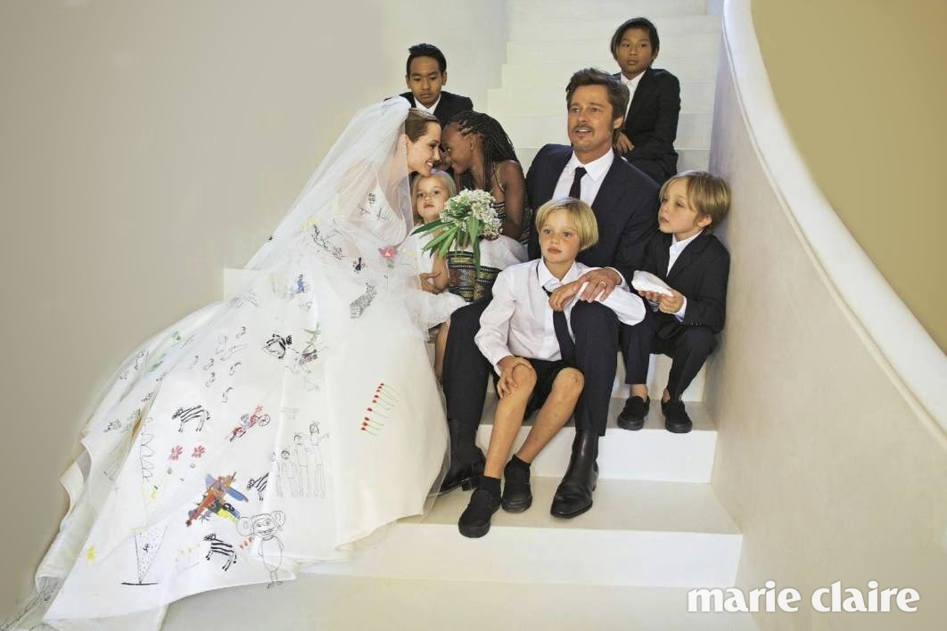 News for angelina jolie and brad pitt wedding day 2014