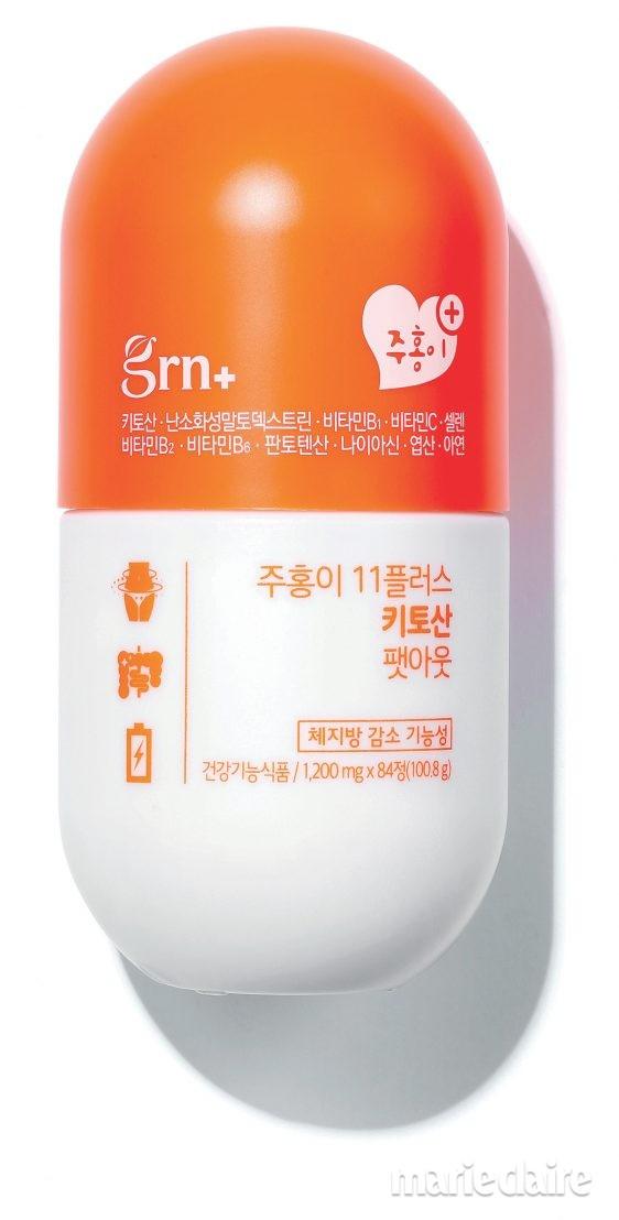 다이어트 푸드 GRN+ 주홍이