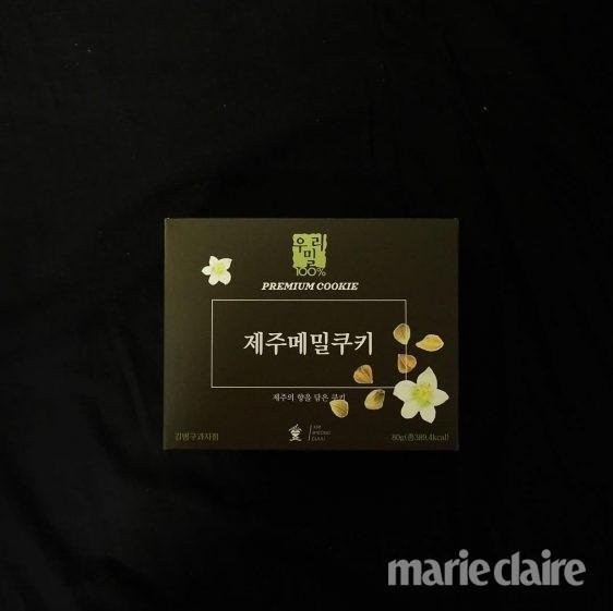 메밀 쿠키 제주
