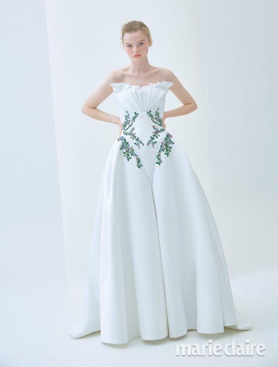 드레스 드레스화보 아틀리에쿠
