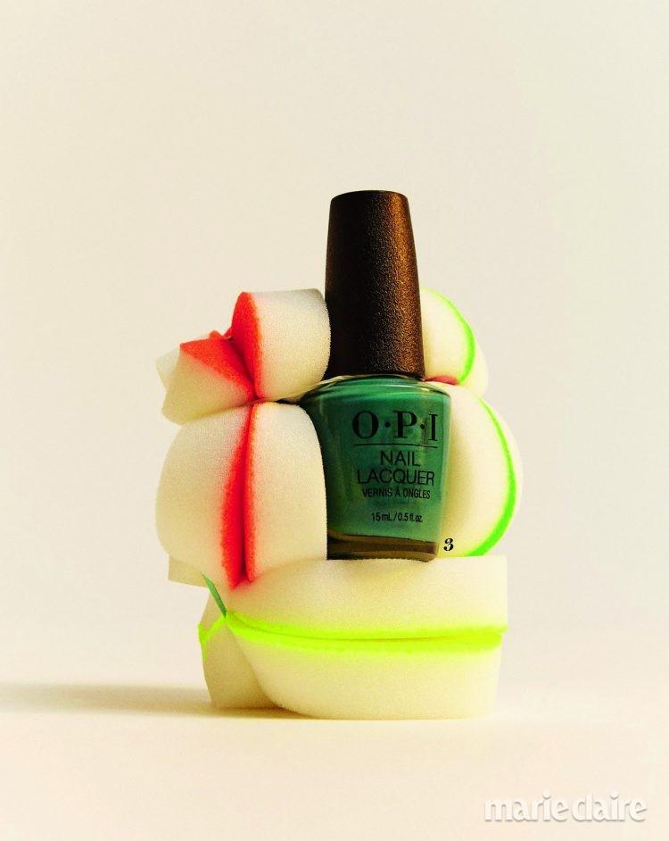 네일래커 O.P.I 녹색