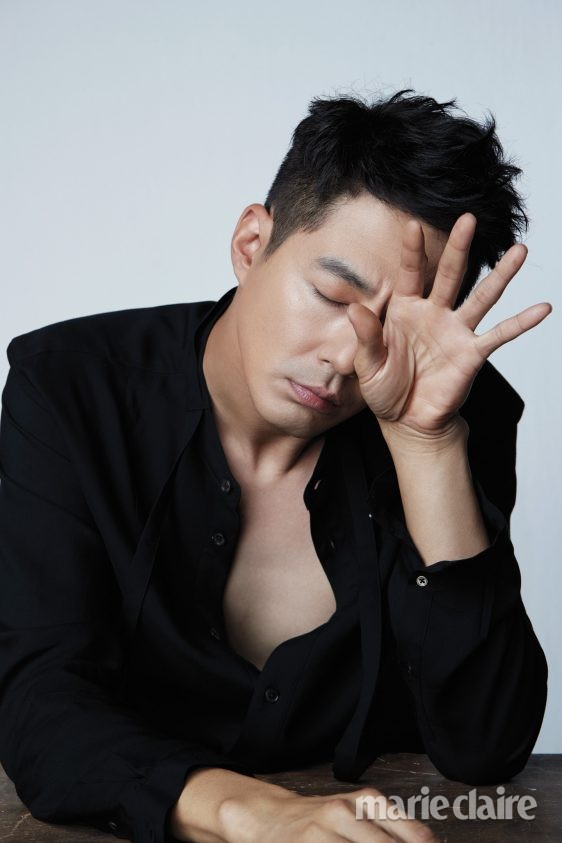 조인성 송지오옴므