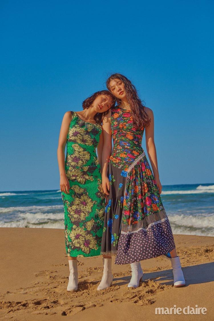 드레스 포츠1961 에이치앤엠 H&M 3.1필립림 미우미우