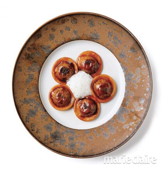 마르쉐@ 마르쉐준혁이네 버섯요리 버섯 버섯라비올리