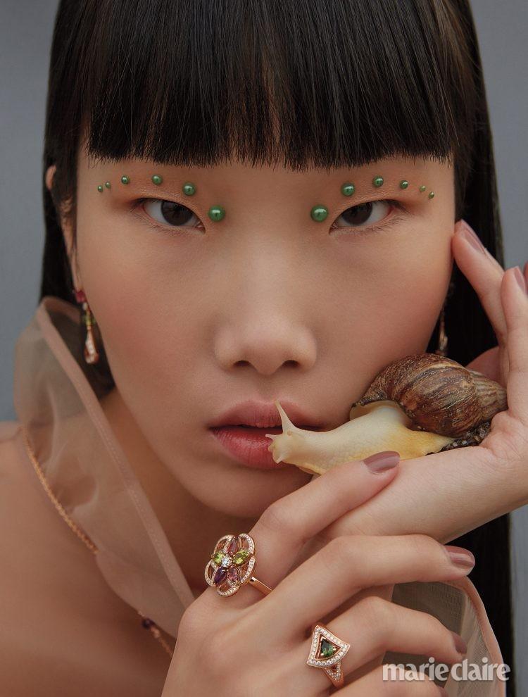 반지 다이아몬드반지 불가리 김해김