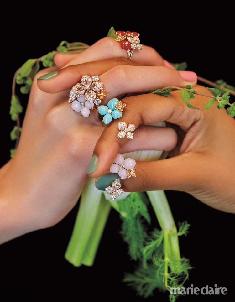 반지 다이아몬드반지 쇼매