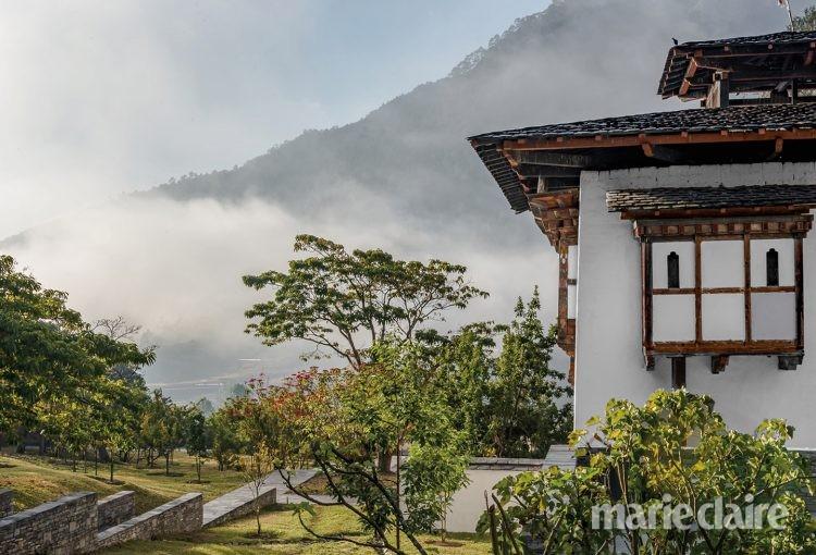 부탄 부탄여행 부탄숙소 아만코라 부탄호텔