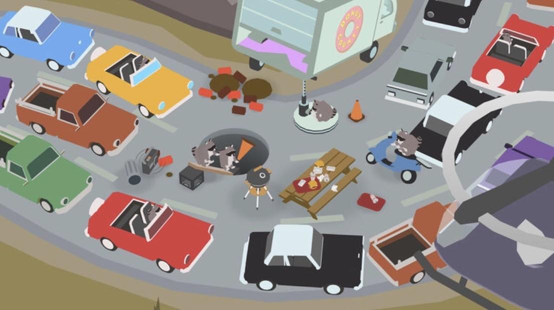 앱 게임 도넛카운티