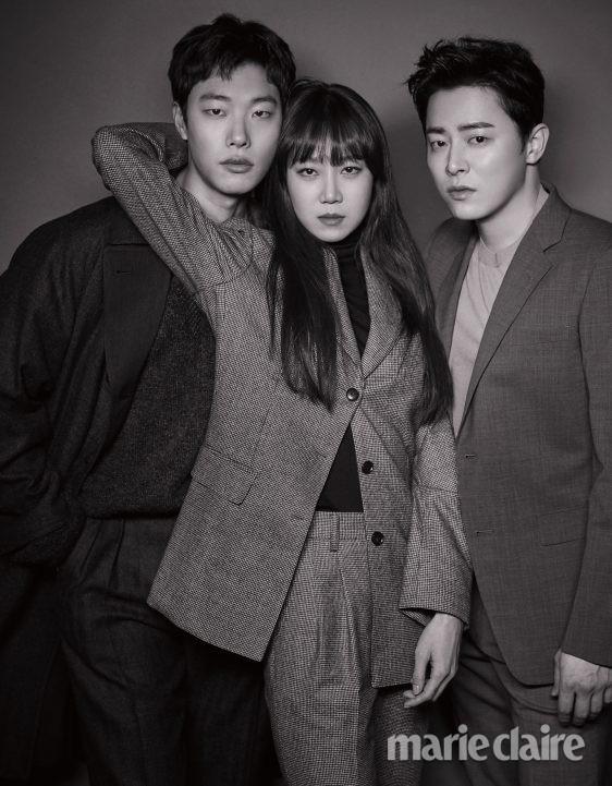 영화뺑반 뺑반 공효진 류준열 조정석