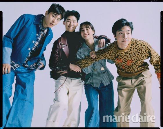 WHY:당신이연인에게차인진짜이유 웹드 웹드라마 웹드라마화보 정건주 유동국 황인엽 이소희
