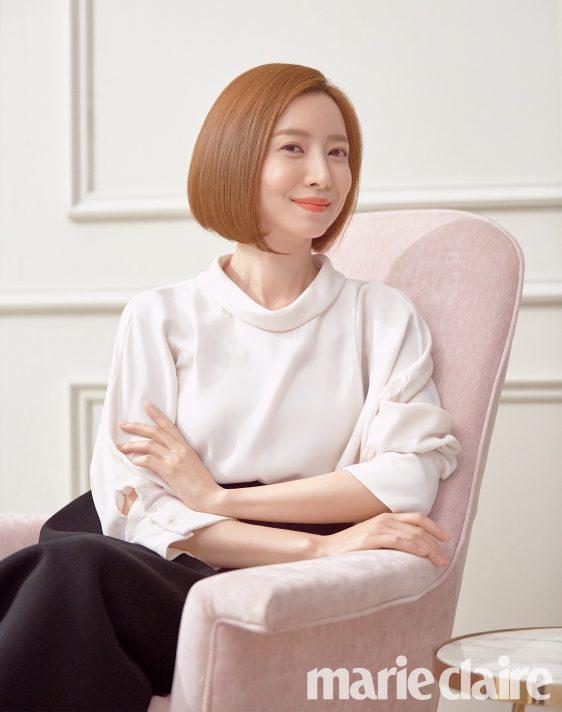 윤세아 스카이캐슬 아윤채 윤세아화보 노승혜