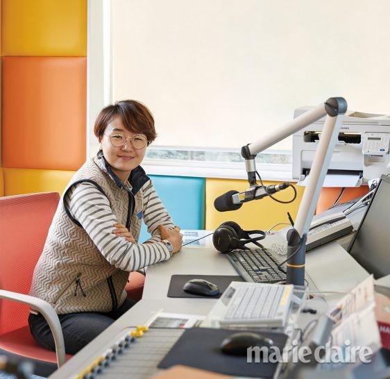 김다은 팟캐스트 독서 방송