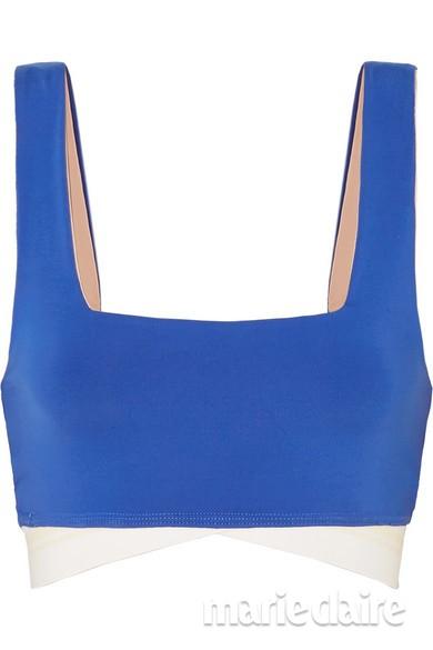 올림피아 액티브웨어, 컬러블록 톱, 운동복