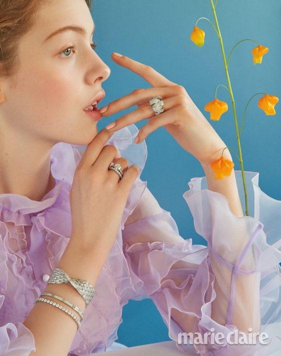 듀이듀이 까르띠에 다이아몬드 까르띠에다이아몬드컬렉션