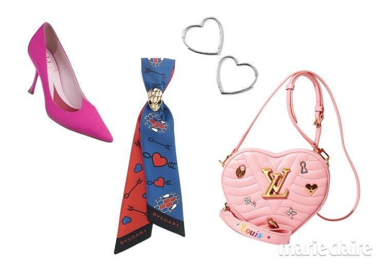 발렌타인데이 발렌타인데이선물 로저비비에 불가리 판도라 루이비통