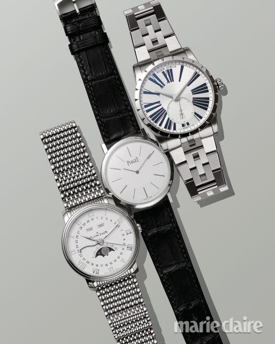 시계 남자시계 피아제 블랑팡 로저드뷔