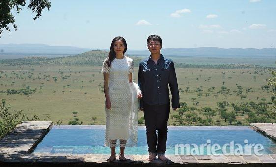 신혼여행 여행 아프리카 사파리