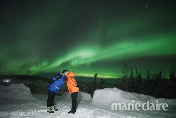신혼여행 알래스카 신혼여행알래스카 허니문