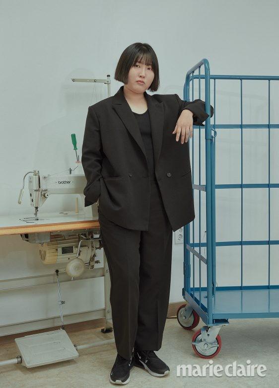 김수정 퓨즈서울 남성복