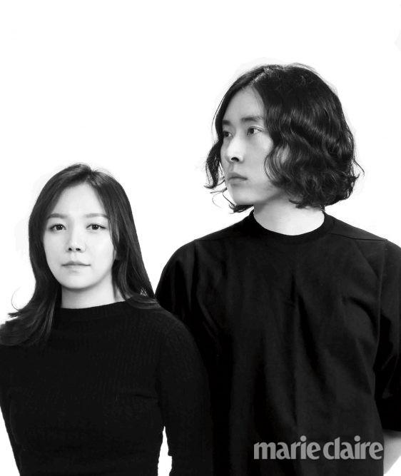 비스퍽 한국패션브랜드 하이브리드패션 해체주의패션 임재혁 김보나